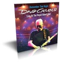 David Gillmour Live at The Royal Albert Hall