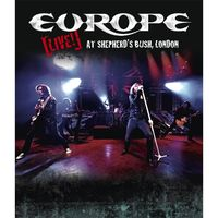 Europe live at shepherds bush London