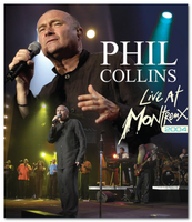 Phil Collins live at Montreux