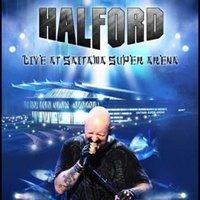 Halford live at saitama super arena