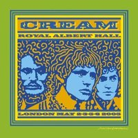 Cream Royal Albert hall