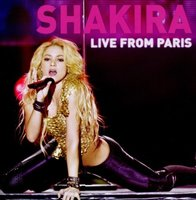 Shakira live from Paris