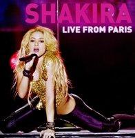 Shakira live from Paris