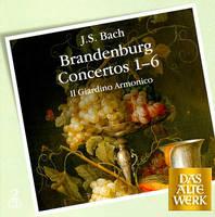 Bach Brandenburg Concertos 1-6