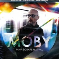 Moby - Main square festival 2009