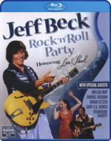 Jeff Beck rock-n-roll party