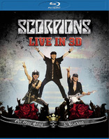 Scorpions Live (50 GB) 3D