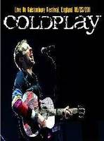 Coldplay live in Glastonbury