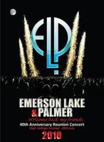 Emerson lake and palmer 40-th anniversary reunion concert