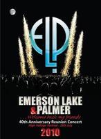 Emerson lake and palmer 40-th anniversary reunion concert