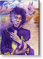 Jimi Plays Monterey Shackel OTIS at Montreux