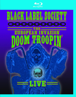 Black Label Society The European invasion Doom Troopin Live